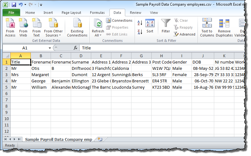 example of timesheet for employee